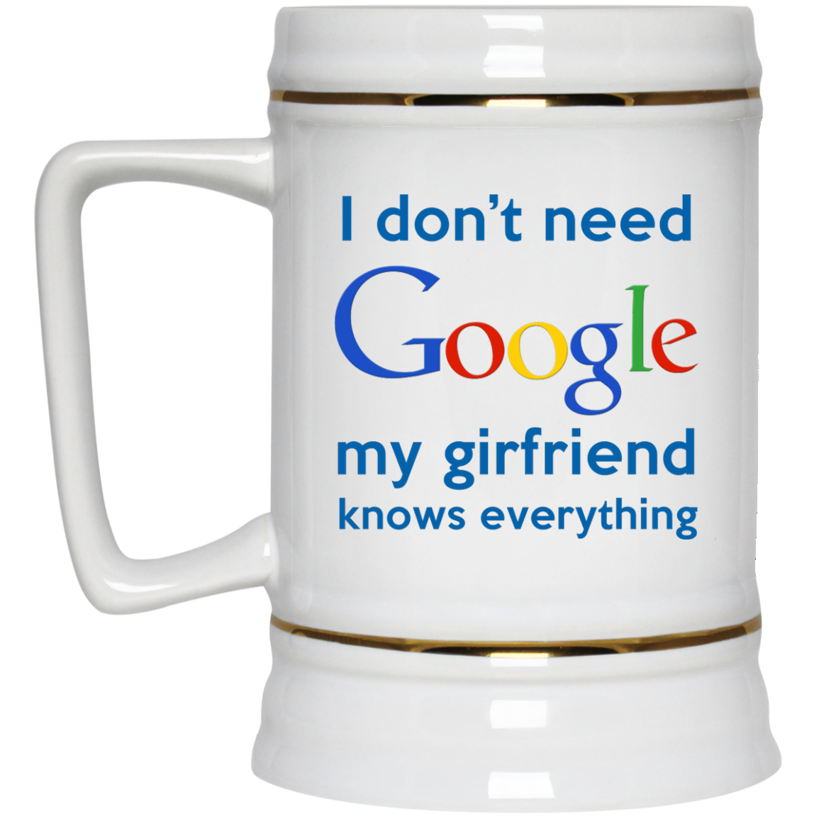 image 968px I Don't Need Google My Girlfriend Knows Everything Mug