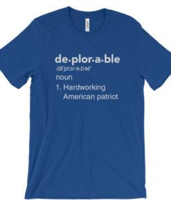 mockup 399a827e 247x296px Deplorable Definition: Hardworking American Patriot Unisex T shirt