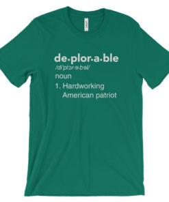 mockup d4b6682f 247x296px Deplorable Definition: Hardworking American Patriot Unisex T shirt
