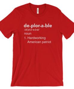mockup fc95398d 247x296px Deplorable Definition: Hardworking American Patriot Unisex T shirt
