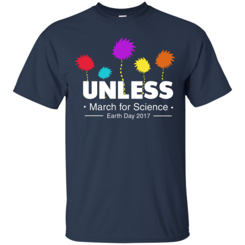 image 1 490x490px Tom Hanks: Unless, March For Science 2017 T Shirt