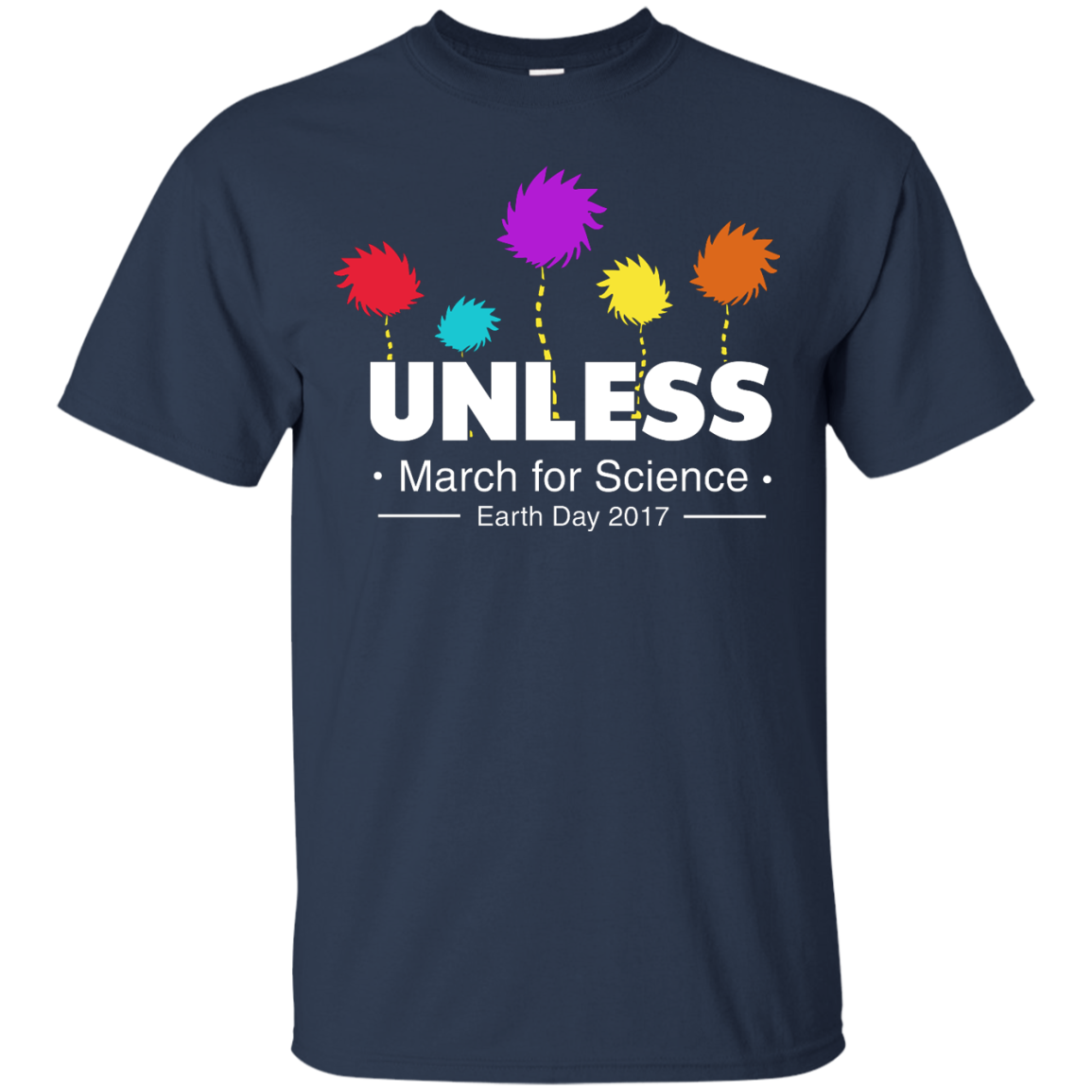 image 1px Tom Hanks: Unless, March For Science 2017 T Shirt
