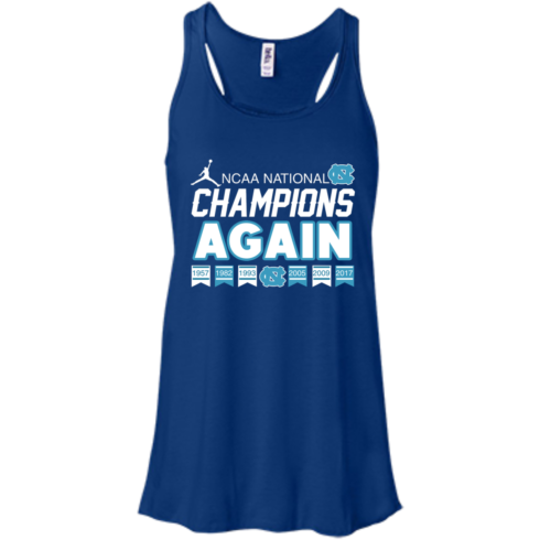 image 106 490x490px UNC 2017 Champions Again T Shirts & Hoodies