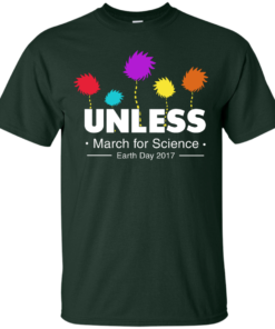 image 2 247x296px Tom Hanks: Unless, March For Science 2017 T Shirt