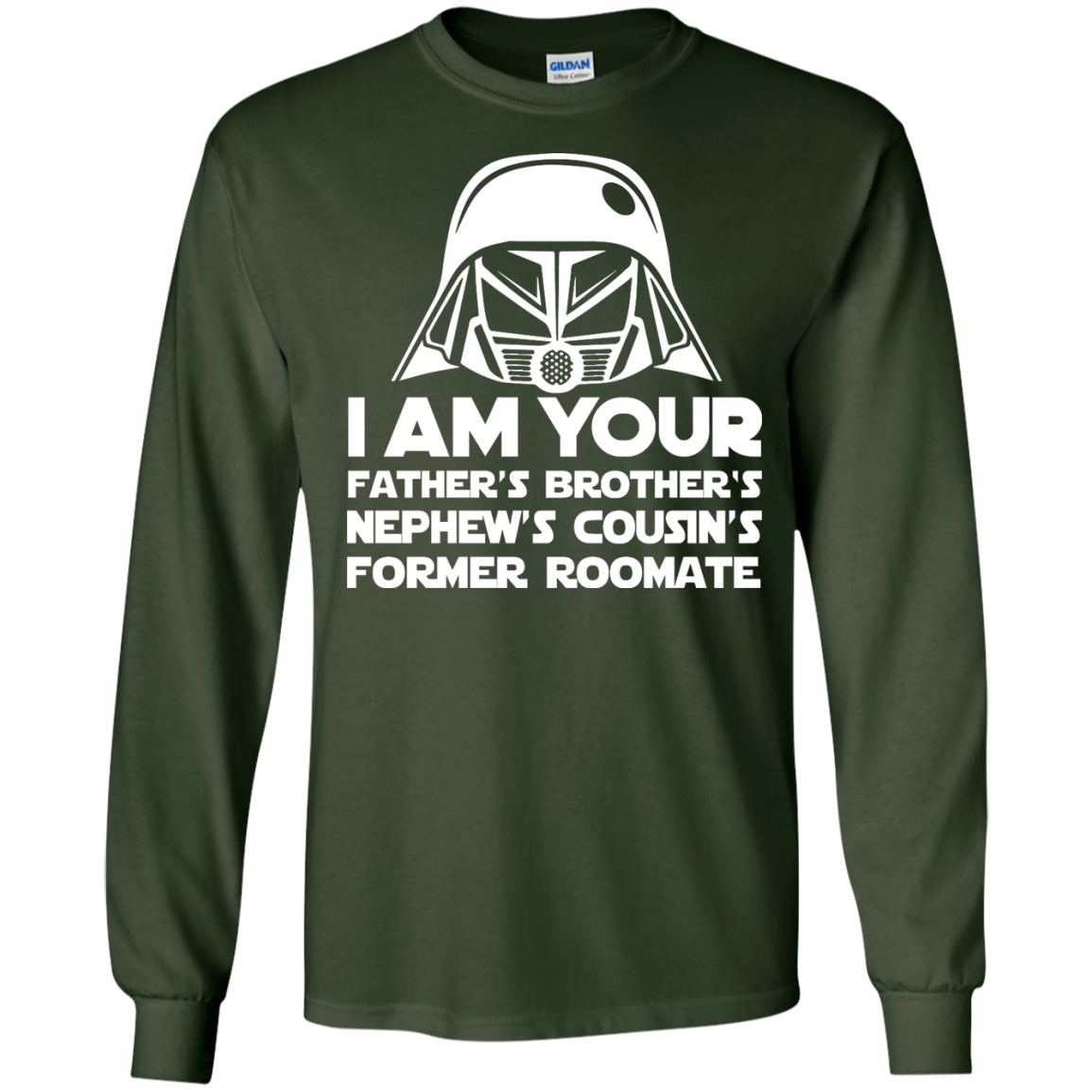 image 237px I'm Your Father's Brother's Nephew's Cousin's Former Roomate T Shirts