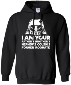 image 238 247x296px I'm Your Father's Brother's Nephew's Cousin's Former Roomate T Shirts