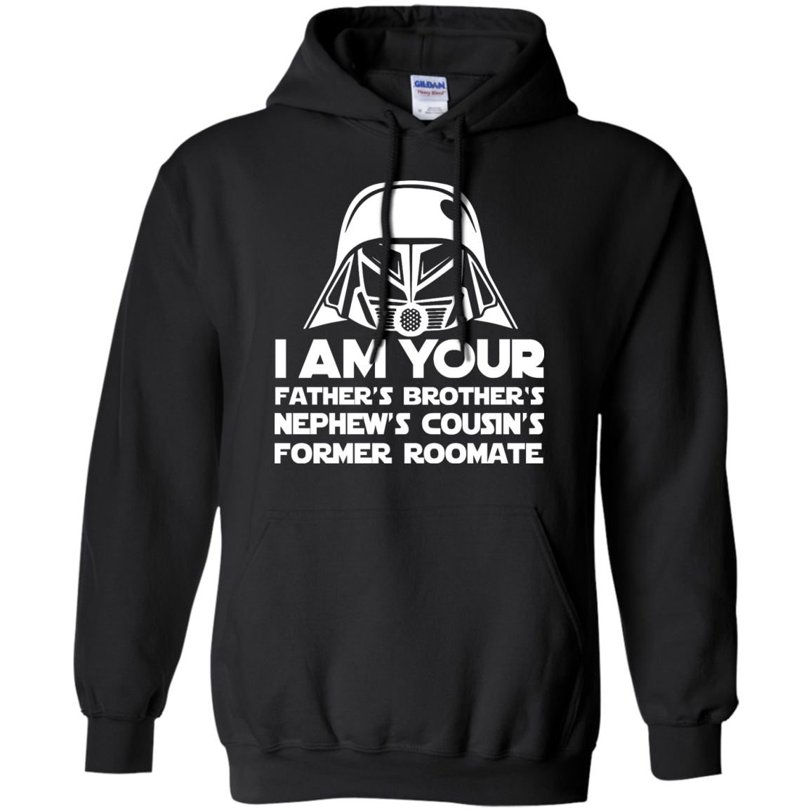 image 238px I'm Your Father's Brother's Nephew's Cousin's Former Roomate T Shirts