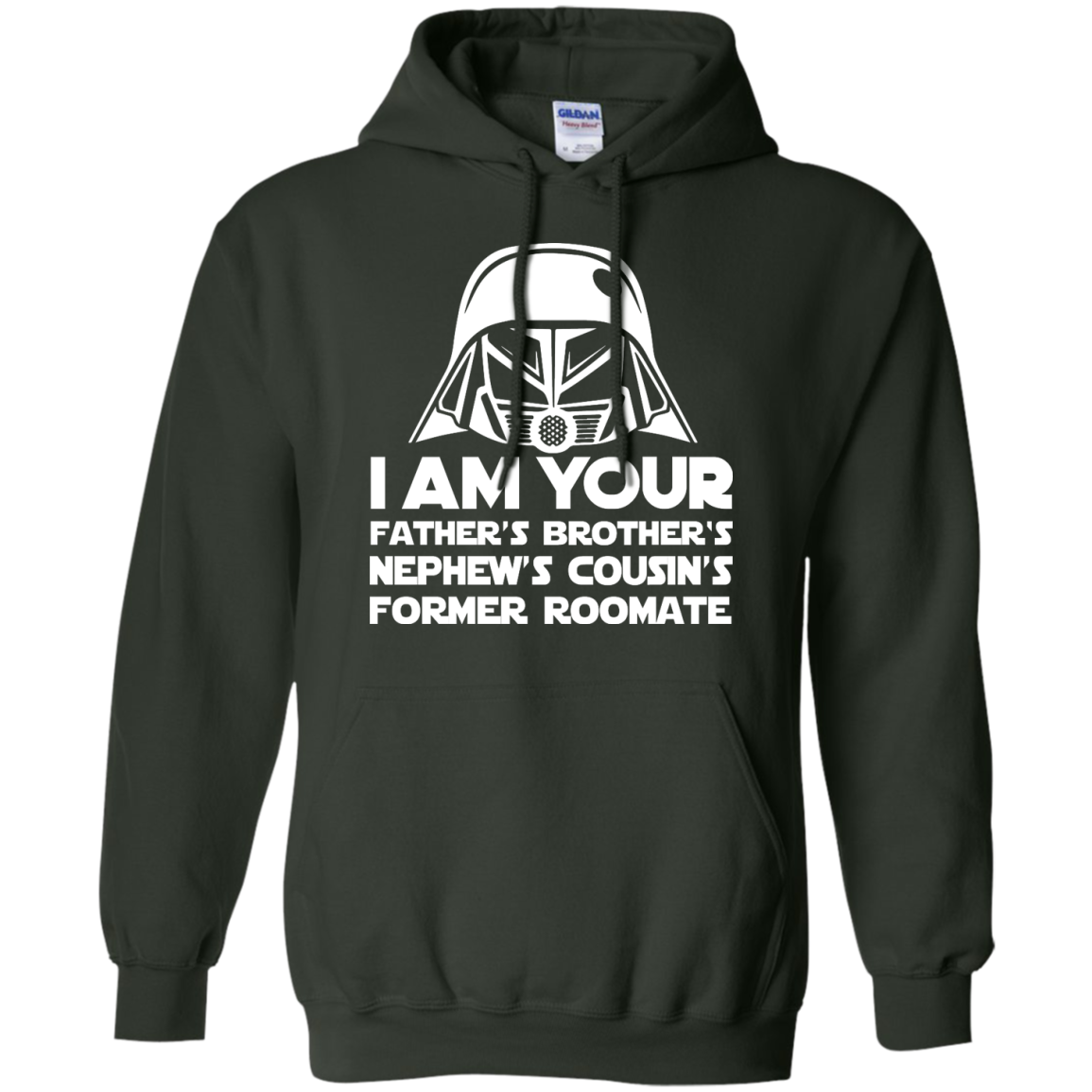 image 240px I'm Your Father's Brother's Nephew's Cousin's Former Roomate T Shirts
