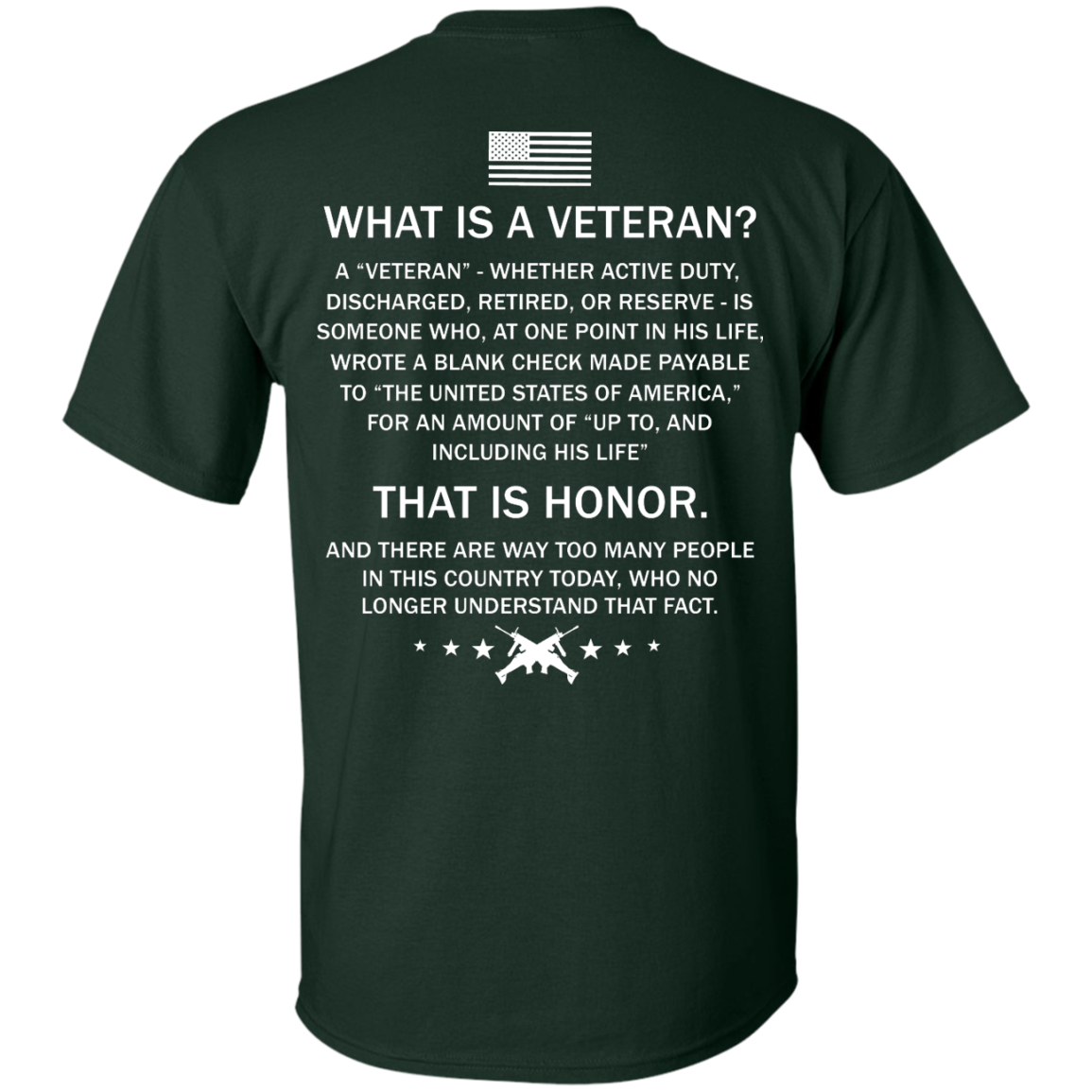 image 302px What Is A Veteran That Is Honor T Shirts, Hoodies & Tank Top