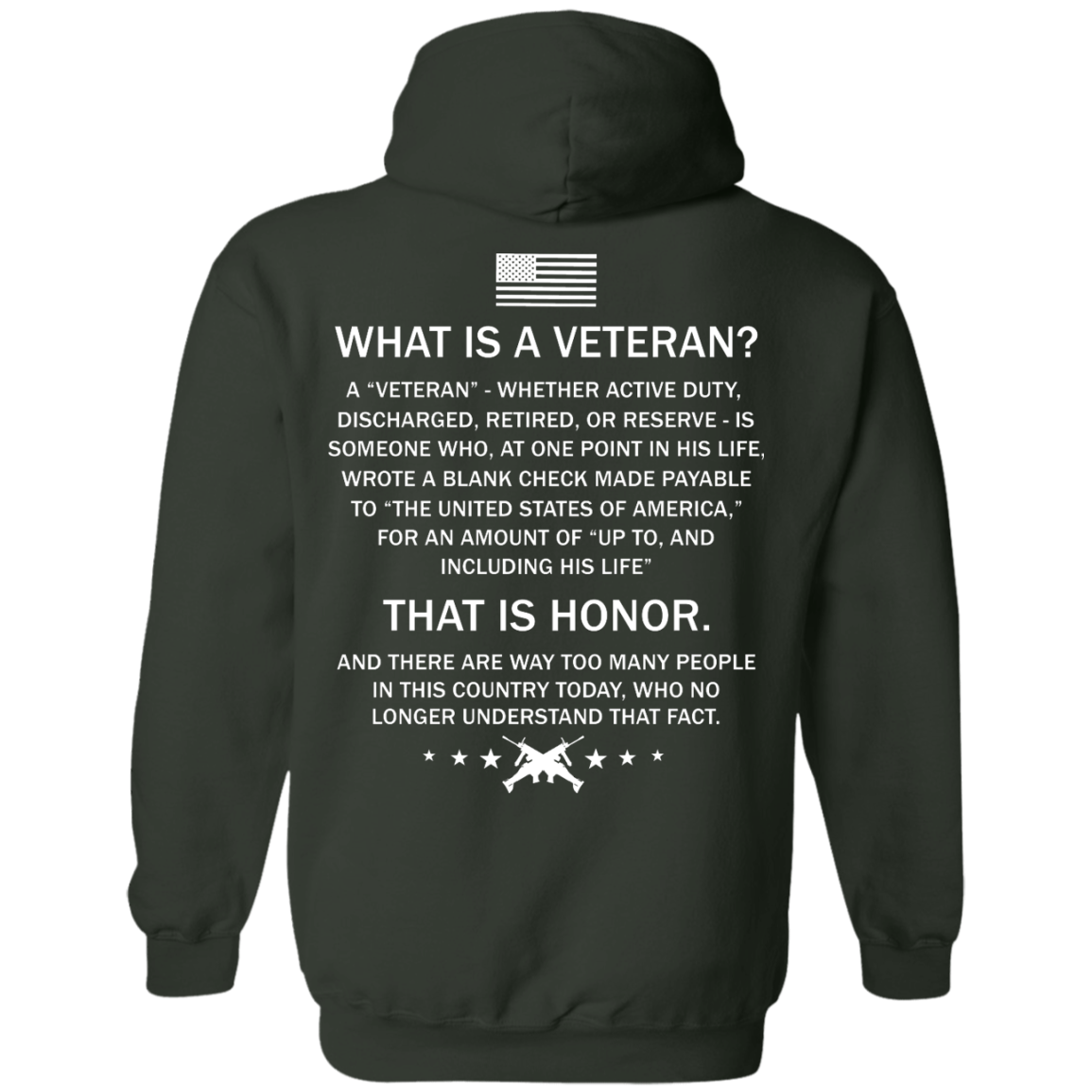 image 308px What Is A Veteran That Is Honor T Shirts, Hoodies & Tank Top