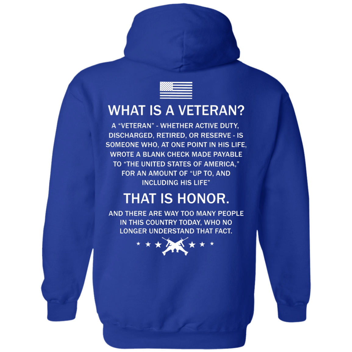 image 309px What Is A Veteran That Is Honor T Shirts, Hoodies & Tank Top