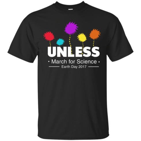image 490x490px Tom Hanks: Unless, March For Science 2017 T Shirt