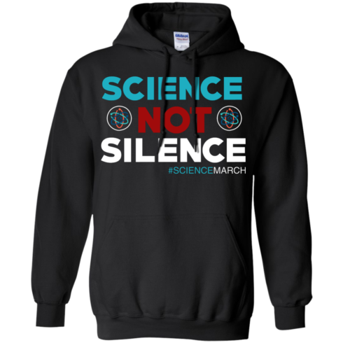 image 74 490x490px Science Not Silence, Science March Shirt
