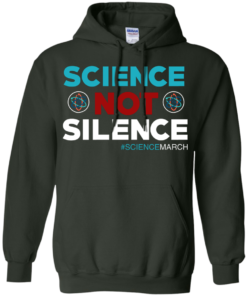 image 76 247x296px Science Not Silence, Science March Shirt