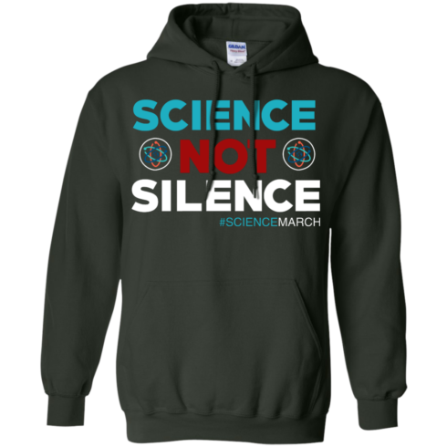 image 76 490x490px Science Not Silence, Science March Shirt