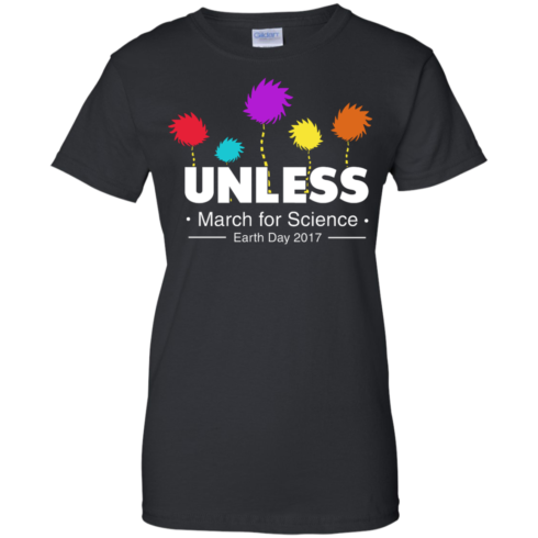 image 8 490x490px Tom Hanks: Unless, March For Science 2017 T Shirt