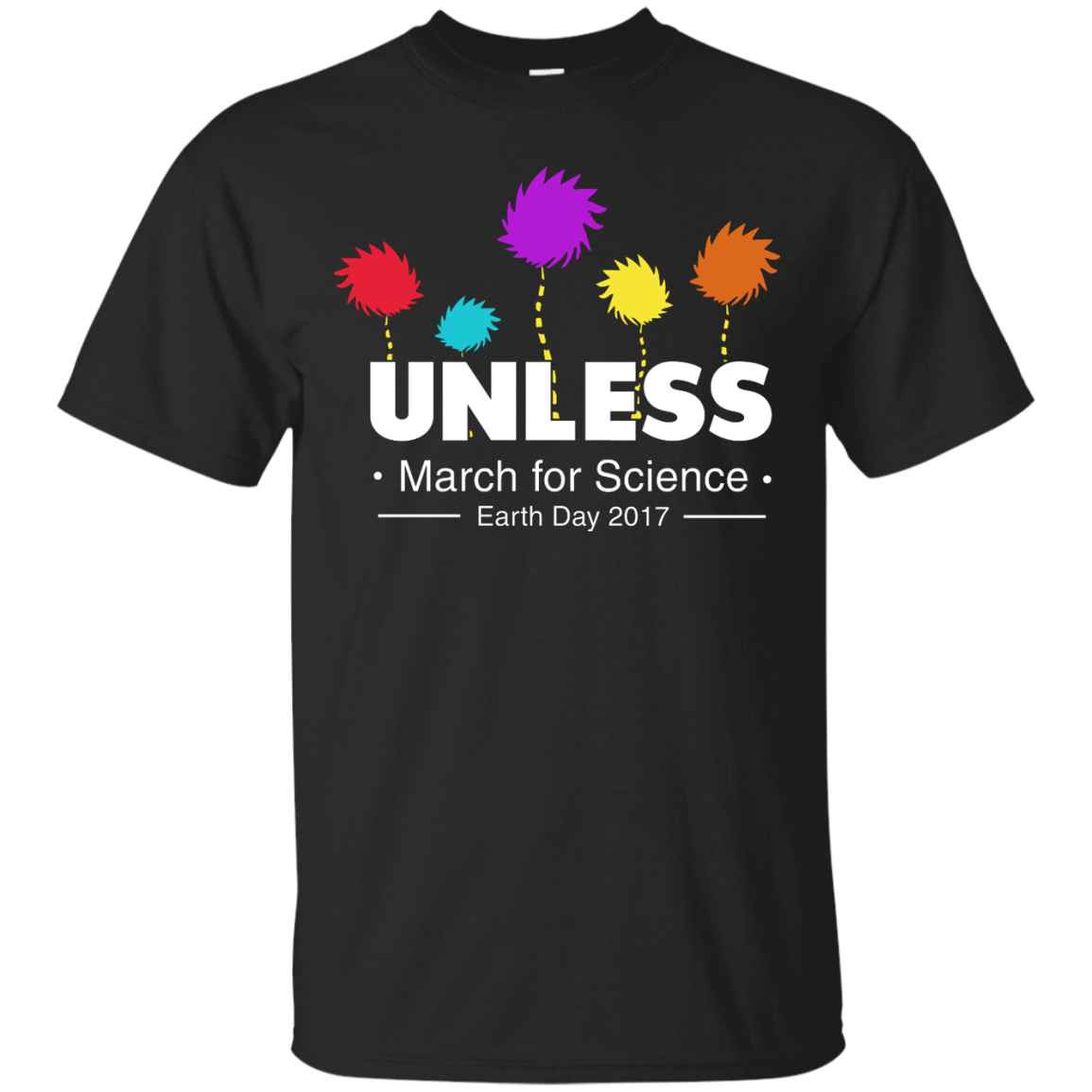 imagepx Tom Hanks: Unless, March For Science 2017 T Shirt