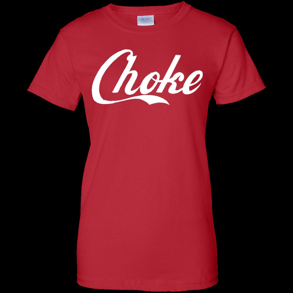 image 1024px Choke Shirt, Choke Logo Coca Cola T Shirts, Hoodies