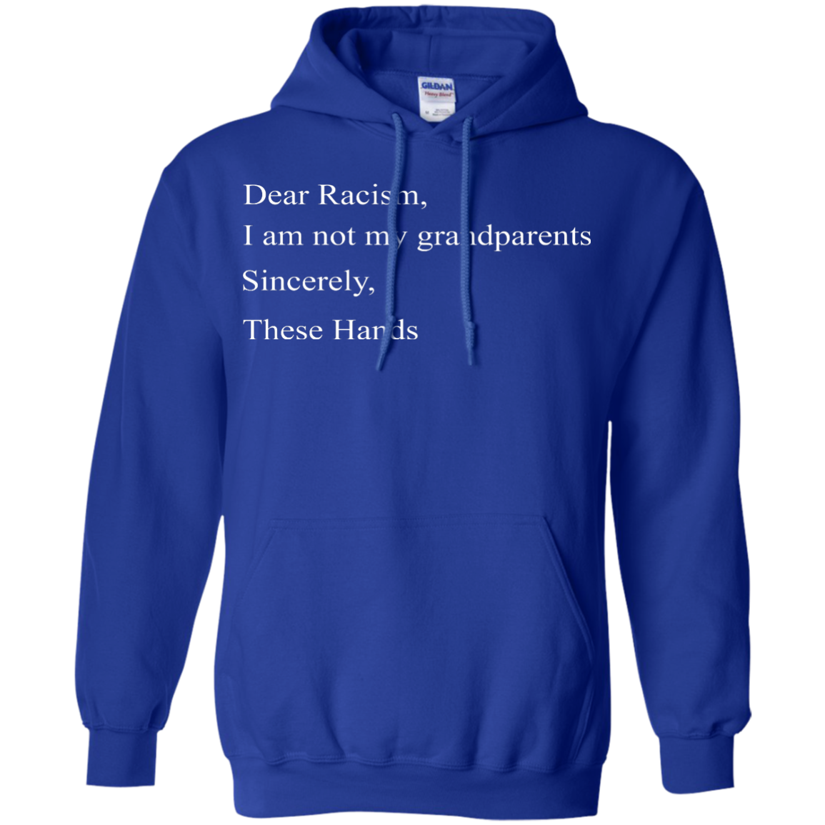 image 1041px Dear Racism, I am not my grandparents T Shirts, Hoodies