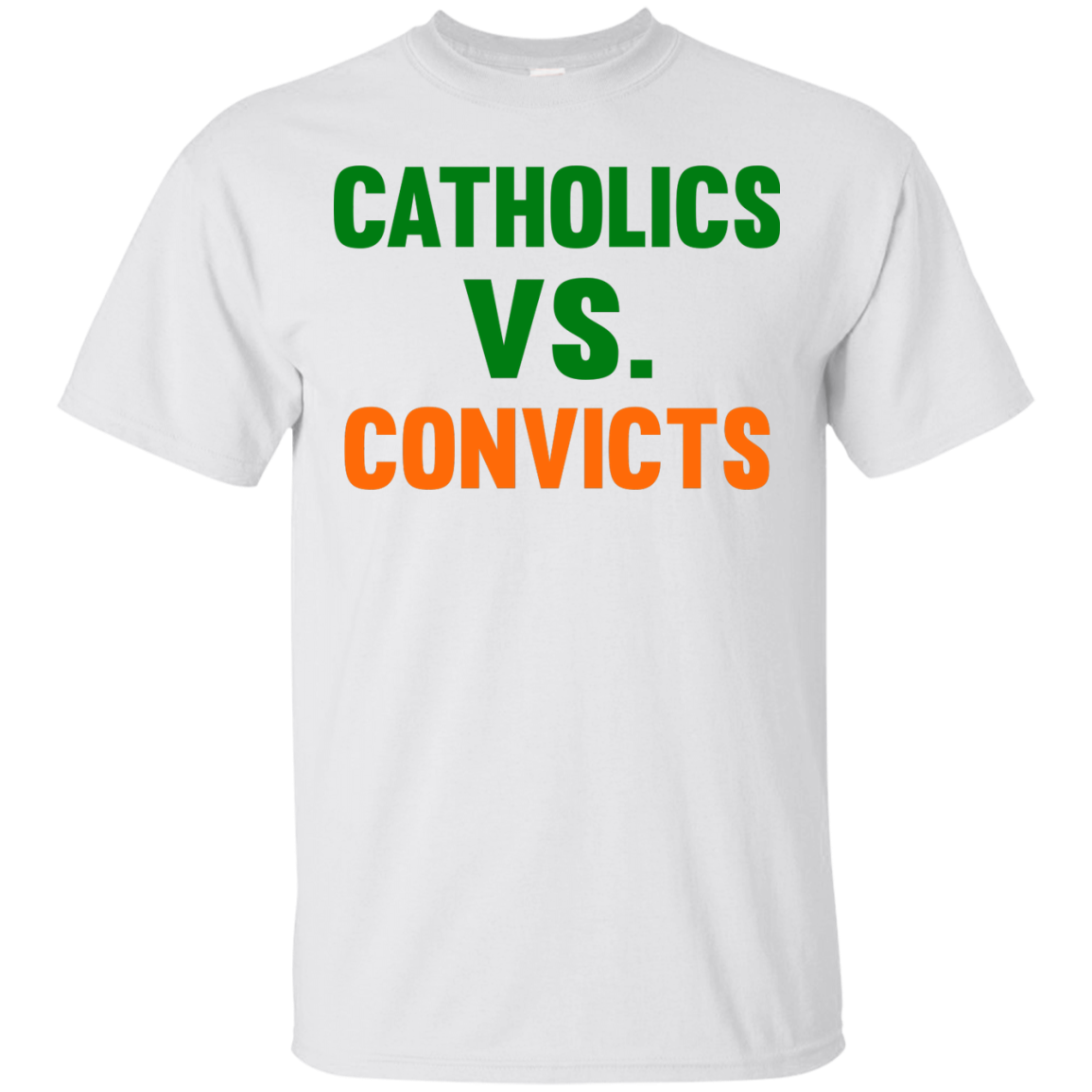 image 156px Catholics Vs Convicts T Shirt, Hoodies, Tank top