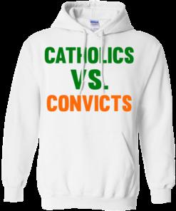 image 160 247x296px Catholics Vs Convicts T Shirt, Hoodies, Tank top