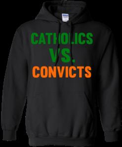 image 161 247x296px Catholics Vs Convicts T Shirt, Hoodies, Tank top