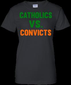 image 163 247x296px Catholics Vs Convicts T Shirt, Hoodies, Tank top