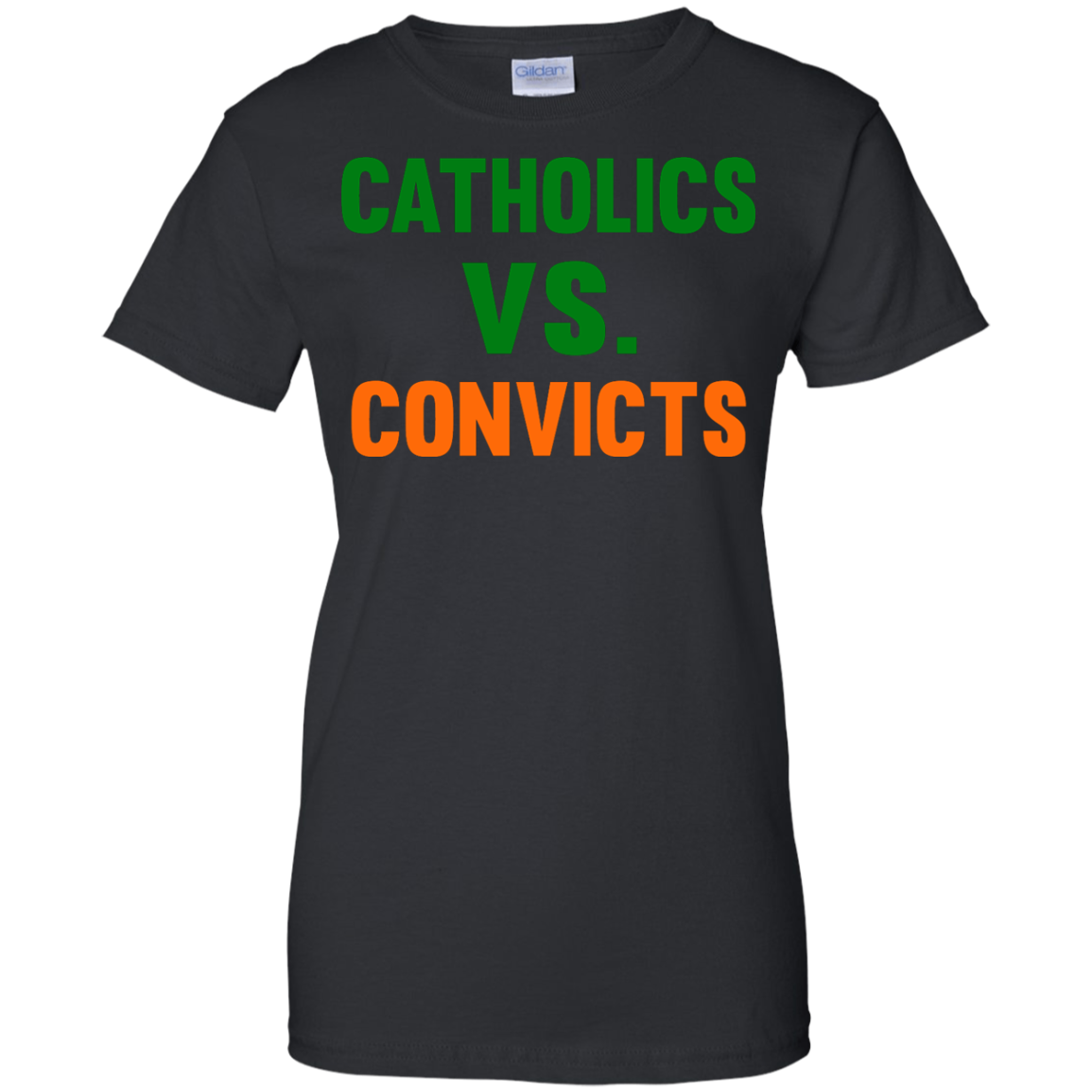 image 163px Catholics Vs Convicts T Shirt, Hoodies, Tank top