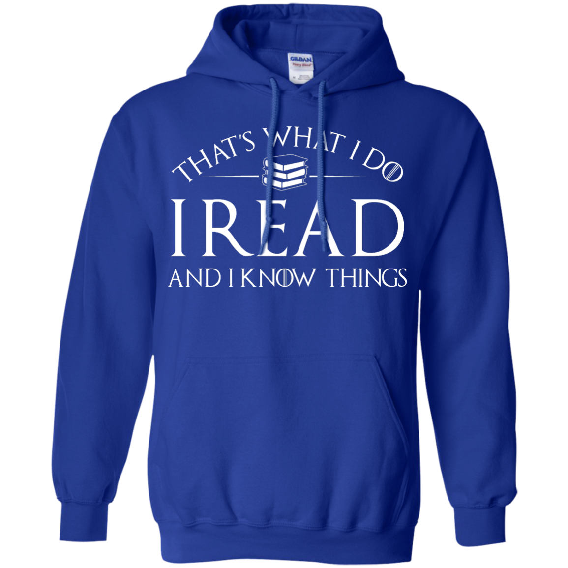 image 171px That's What I Do I Read and I Know Things T Shirt, Hoodies
