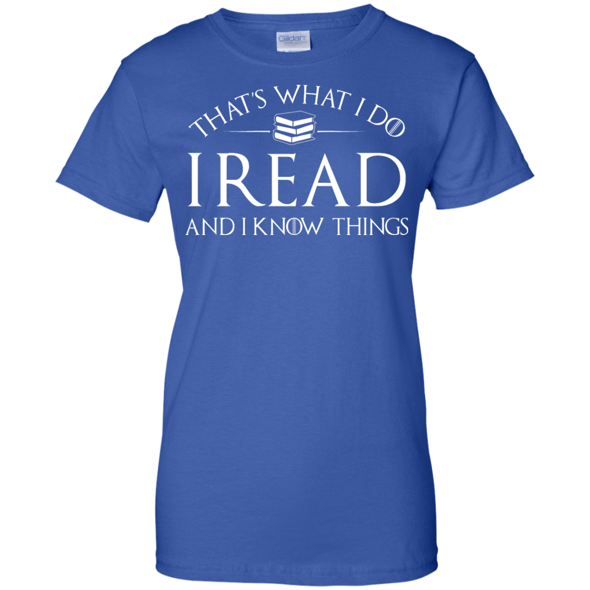 image 174px That's What I Do I Read and I Know Things T Shirt, Hoodies