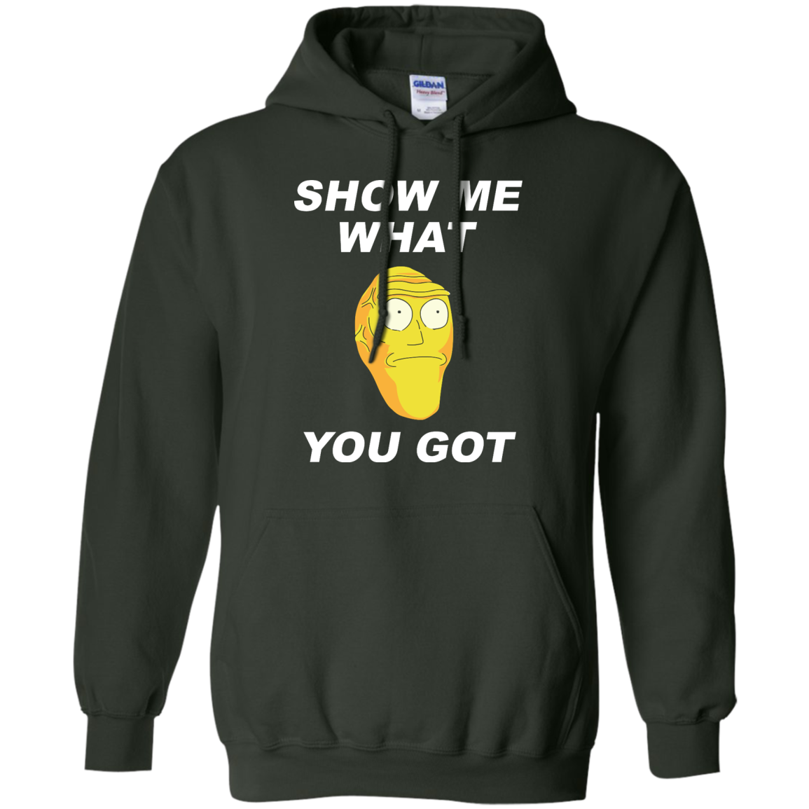 image 284px Rick and Morty: Show Me What You Got T Shirts