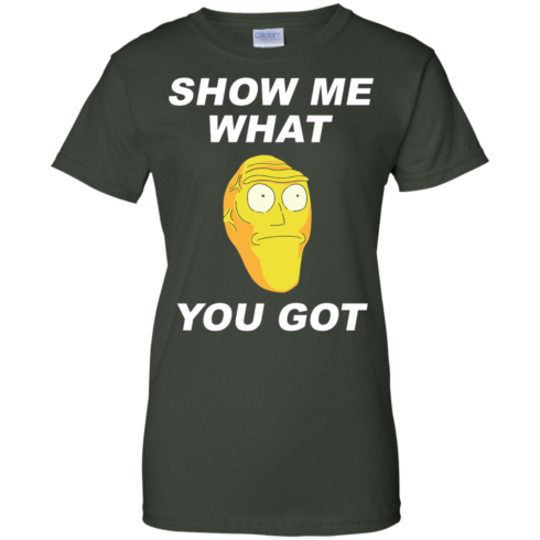 image 286 490x490px Rick and Morty: Show Me What You Got T Shirts