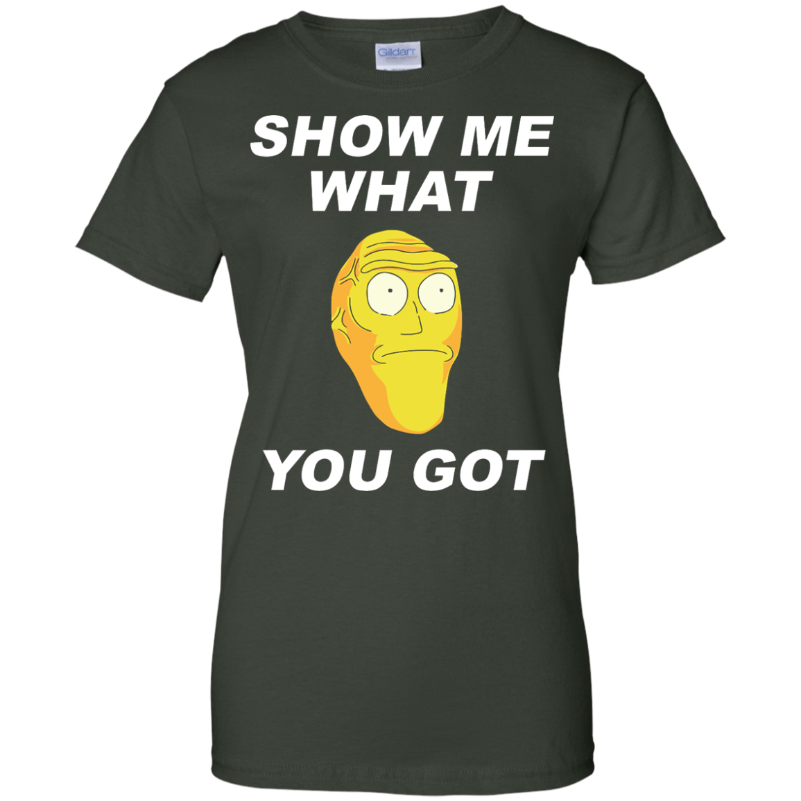 image 286px Rick and Morty: Show Me What You Got T Shirts
