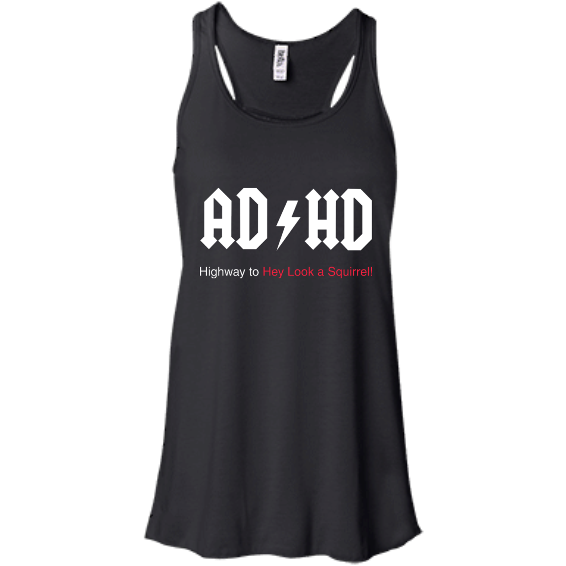 image 314px ADHD Awareness Shirt, Highway to Hey Look a Squirrel T Shirts, Hoodies