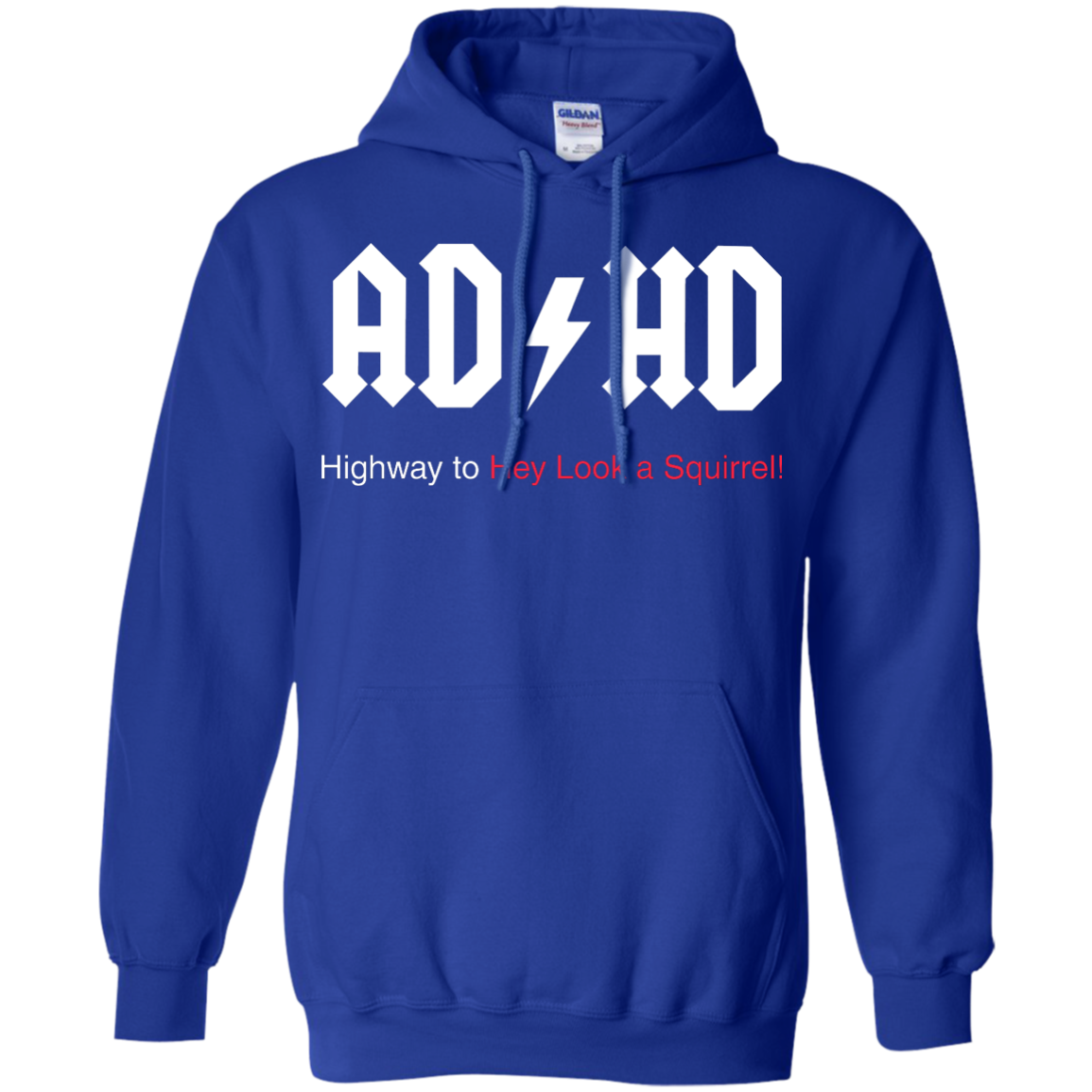 image 317px ADHD Awareness Shirt, Highway to Hey Look a Squirrel T Shirts, Hoodies