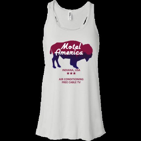 image 381 490x490px Motel America, Indiana USA Shirt Home of the Gods T Shirts