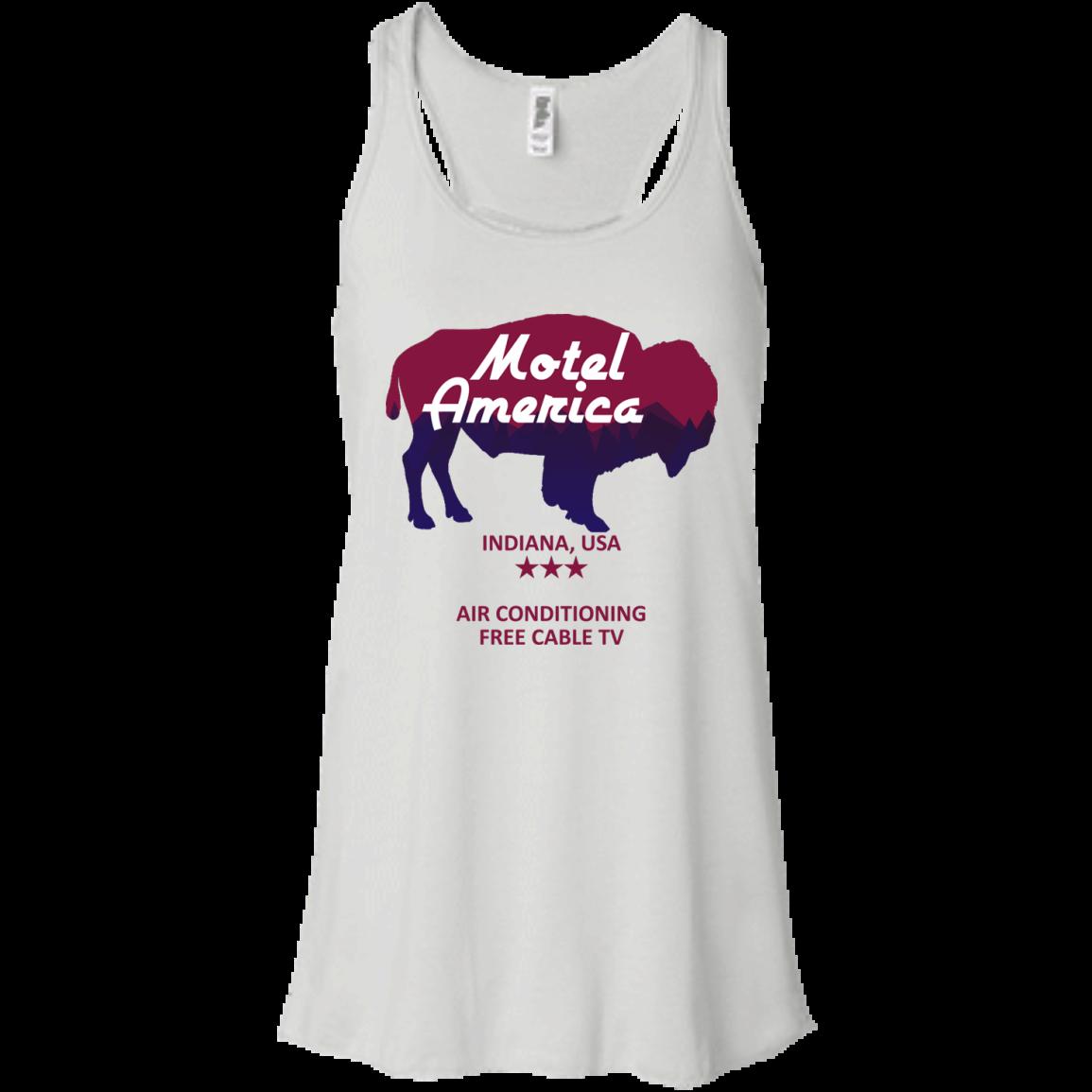 image 381px Motel America, Indiana USA Shirt Home of the Gods T Shirts