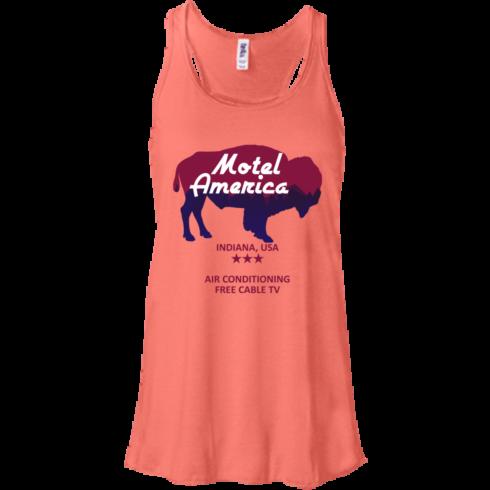 image 382 490x490px Motel America, Indiana USA Shirt Home of the Gods T Shirts