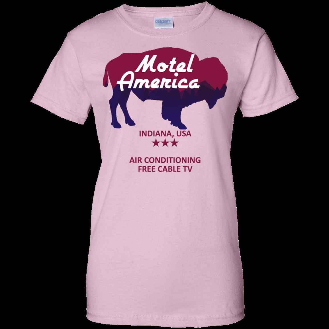 image 388px Motel America, Indiana USA Shirt Home of the Gods T Shirts