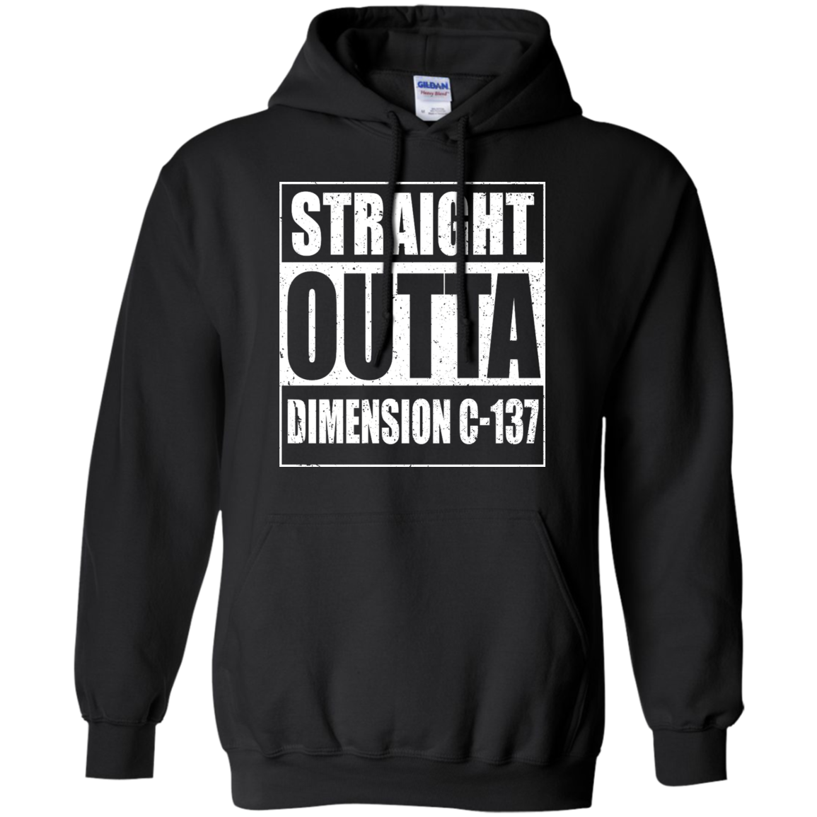 image 417px Rick and Morty: Straight Outta Dimension C 137 T Shirts, Hoodies