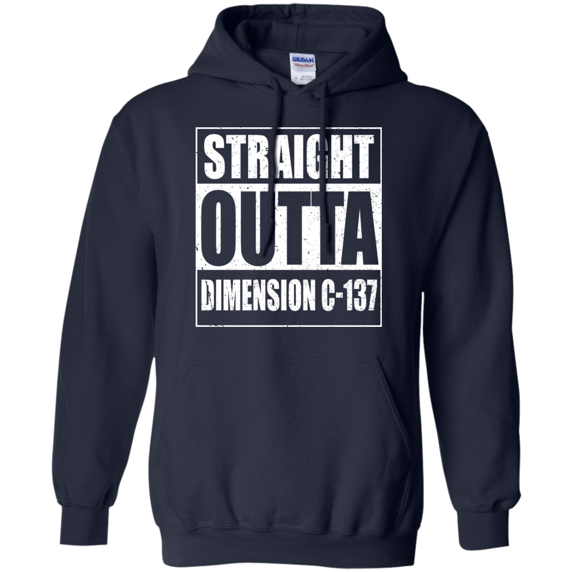 image 418px Rick and Morty: Straight Outta Dimension C 137 T Shirts, Hoodies