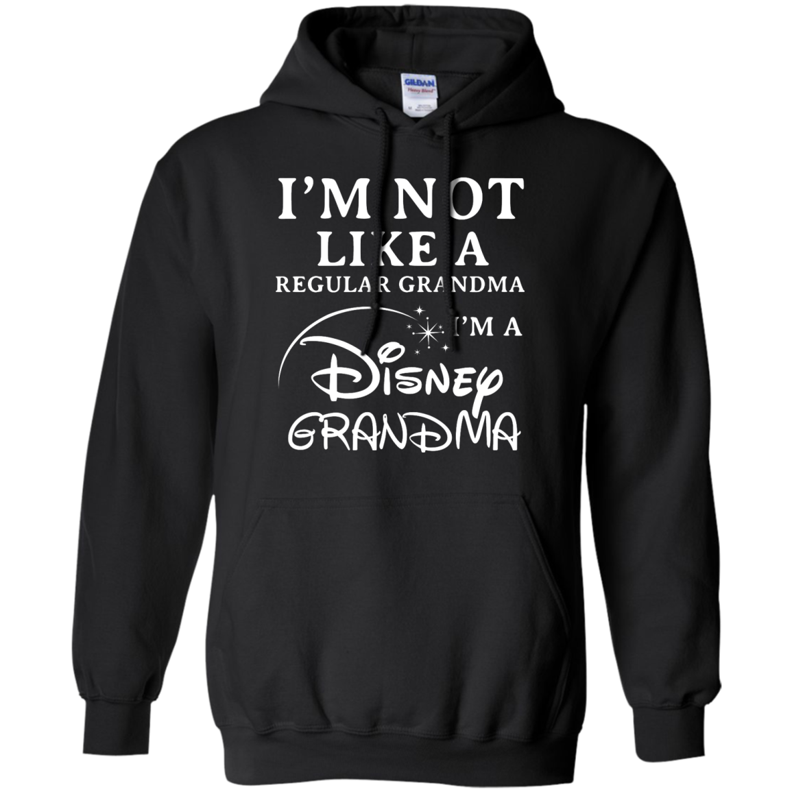 image 641px I'm Not Like A Regular Grandma I'm A Disney Grandma T Shirts, Hoodies, Sweater