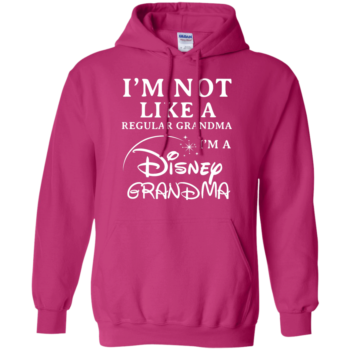 image 642px I'm Not Like A Regular Grandma I'm A Disney Grandma T Shirts, Hoodies, Sweater