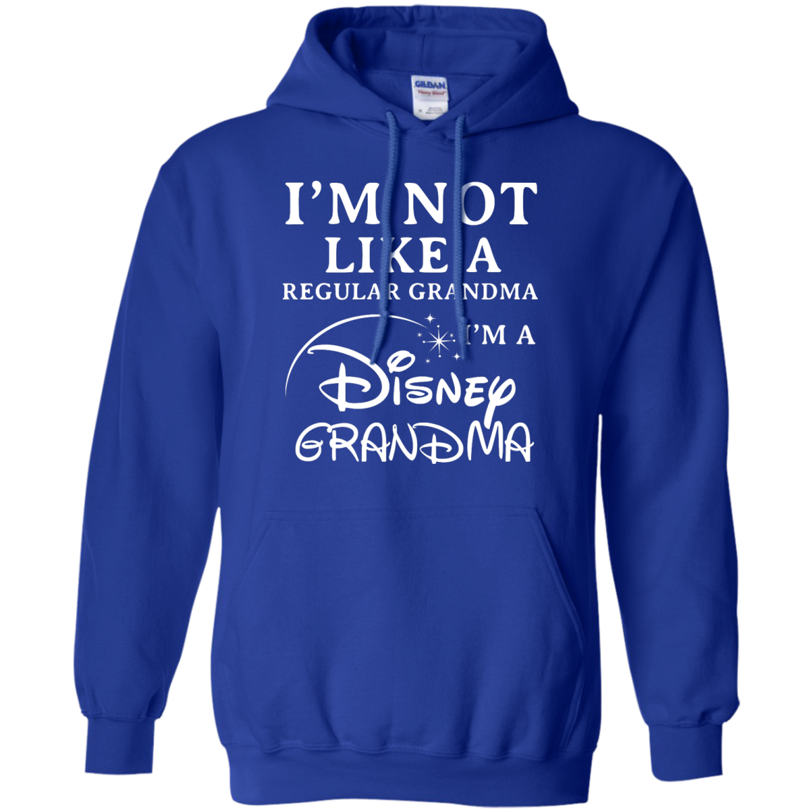 image 643px I'm Not Like A Regular Grandma I'm A Disney Grandma T Shirts, Hoodies, Sweater