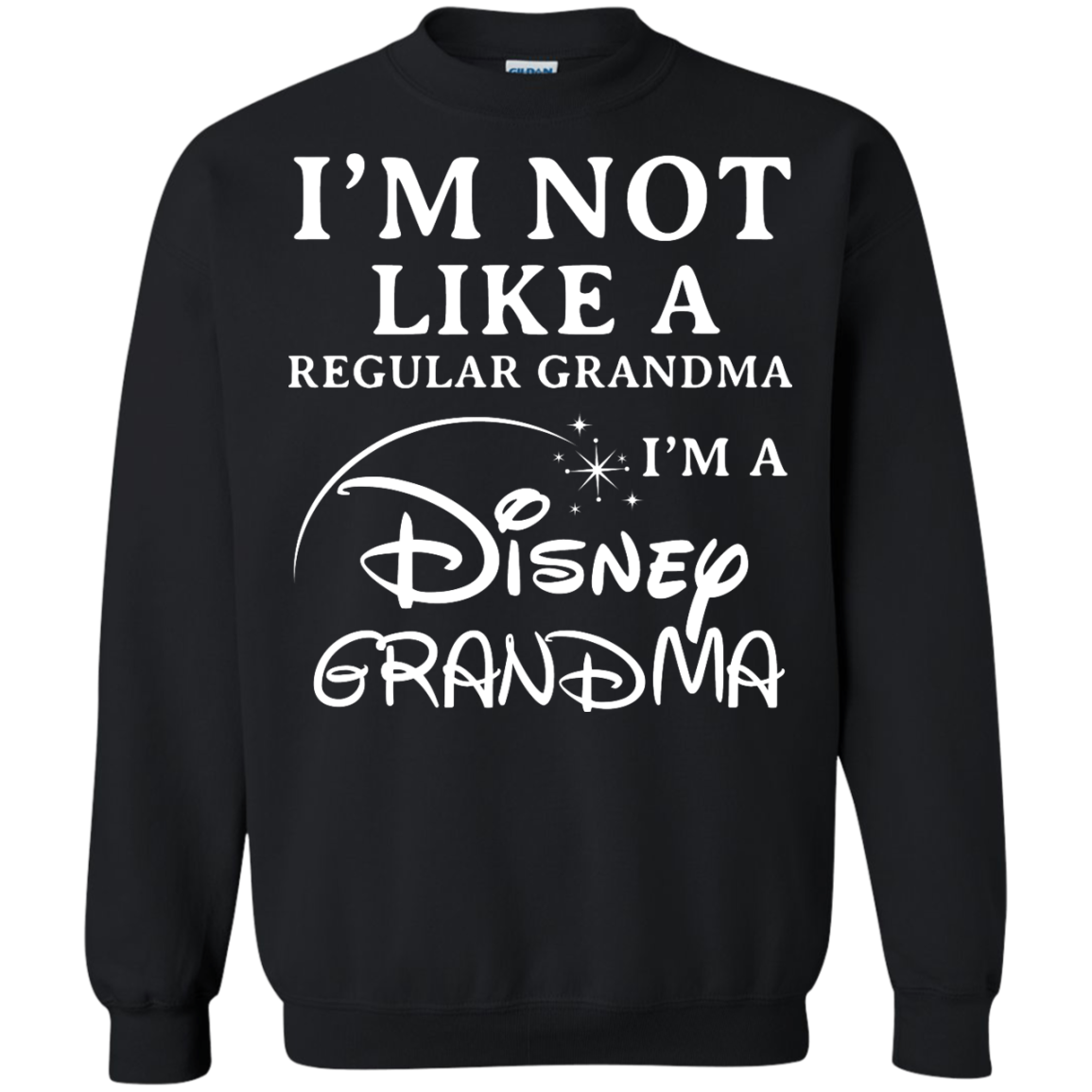 image 644px I'm Not Like A Regular Grandma I'm A Disney Grandma T Shirts, Hoodies, Sweater