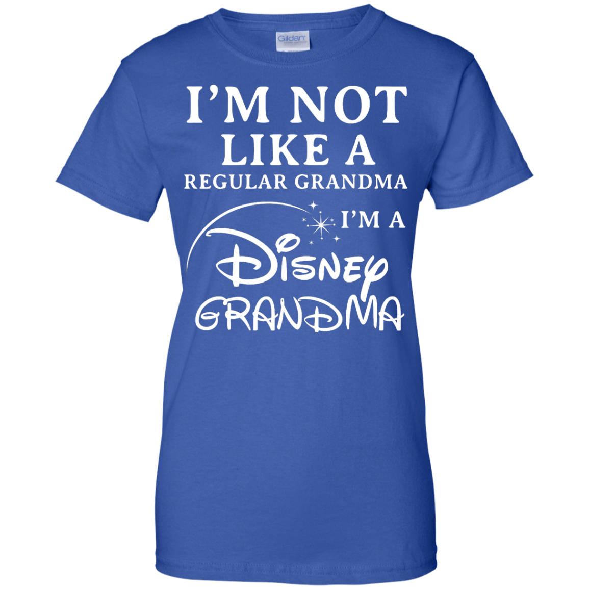 image 649px I'm Not Like A Regular Grandma I'm A Disney Grandma T Shirts, Hoodies, Sweater
