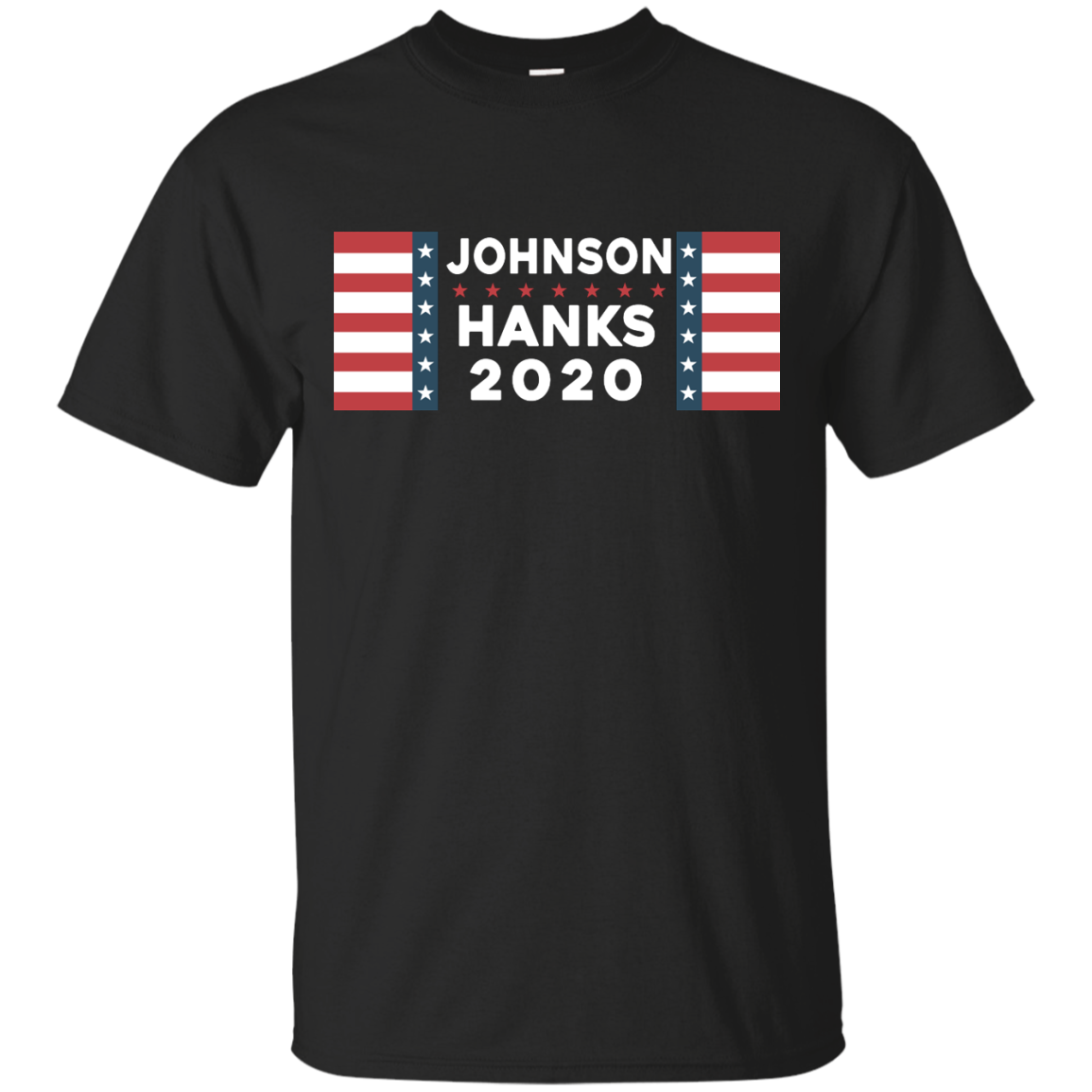 image 650px Johnson Hanks for president 2020 T Shirts, Hoodies, Tank Top
