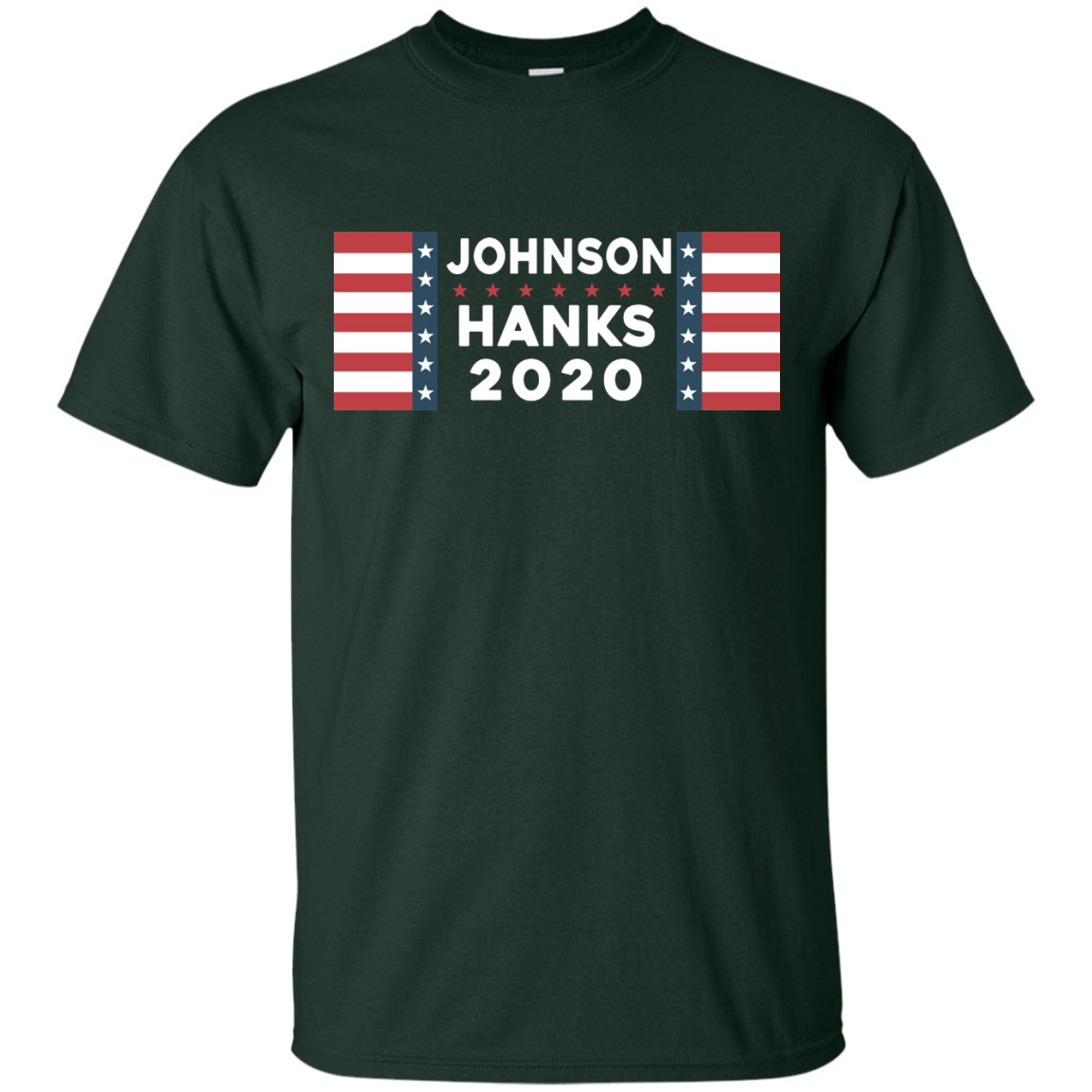 image 651px Johnson Hanks for president 2020 T Shirts, Hoodies, Tank Top