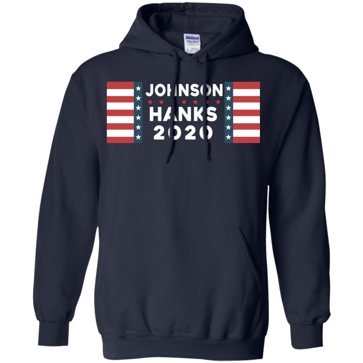 image 657px Johnson Hanks for president 2020 T Shirts, Hoodies, Tank Top