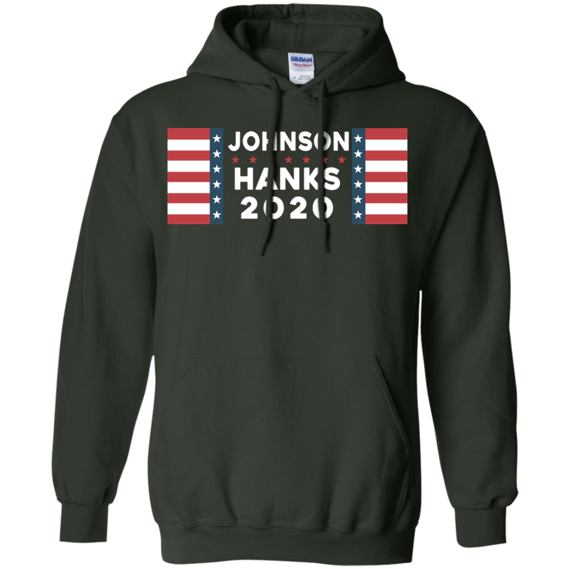 image 658px Johnson Hanks for president 2020 T Shirts, Hoodies, Tank Top